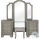 Colchester Driftwood Gray Vanity Dresser With Mirror