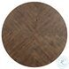 Fideo Brown Round Dining Room Set