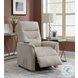 609405P Beige Power Lift Massage Chair
