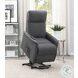 609406P Charcoal Power Lift Massage Chair