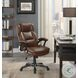 881184 Brown Adjustable Office Chair