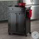 Savannah Espresso Kitchen Cart