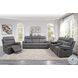 Millington Gray Double Reclining Sofa