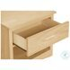 Bartly Natural Pine Youth Bunk Bedroom Set With Trundle