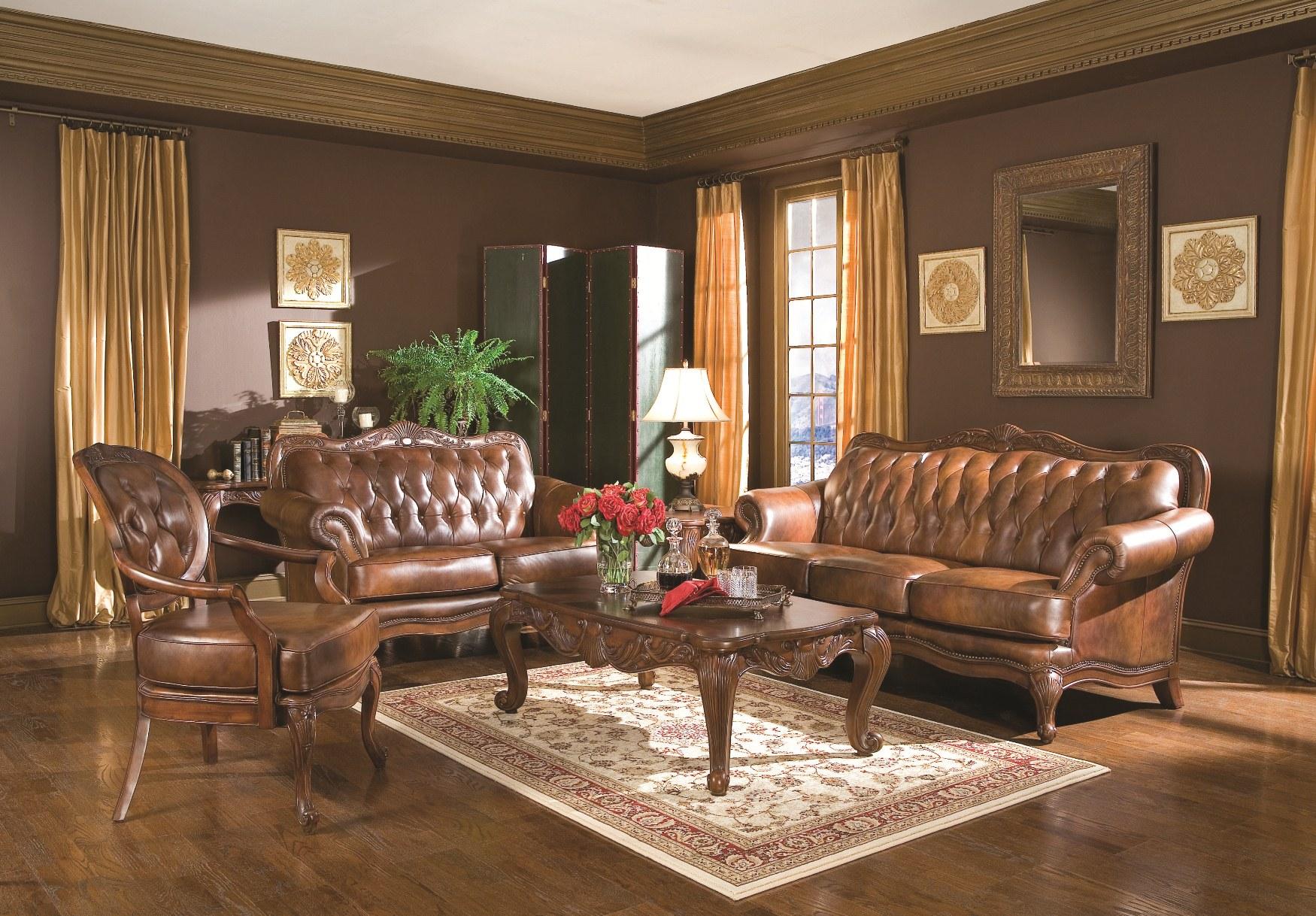 Furniture > Living Room Furniture > Living Room > Victorian Living